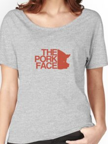 the pork face Women's Relaxed Fit T-Shirt