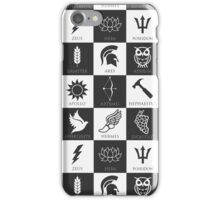 Greek Gods phonecase iPhone Case/Skin