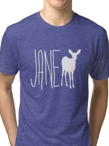 Max Caulfield - Jane Doe Tri-blend T-Shirt