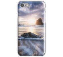 Adraga Sunset iPhone Case/Skin