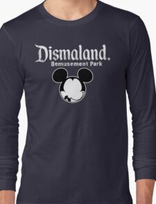 Dismaland Mickey Long Sleeve T-Shirt