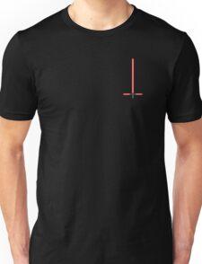 Kylo Ren's Lightsaber Unisex T-Shirt