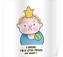 Little Prince - I Swear Poster