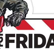 Jason Voorhees - It's Always Friday the 13th Sticker