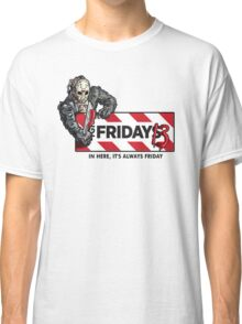 Jason Voorhees - It's Always Friday the 13th Classic T-Shirt