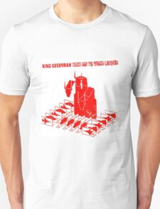 King Geedorah - Take Me To Your Leader T-Shirt