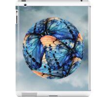 Apricot & Azure  iPad Case/Skin