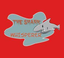 The shark whisperer Kids Tee