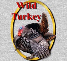 Wild Turkey Unisex T-Shirt