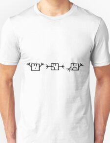 Radiohead - Worm Buffet code - from In Rainbows Unisex T-Shirt