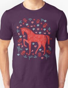 The Red Horse T-Shirt