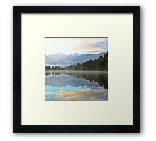 Beautiful landscape, Nature Framed Print