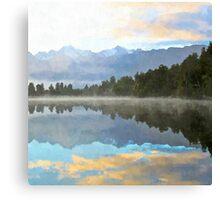 Beautiful landscape, Nature Canvas Print