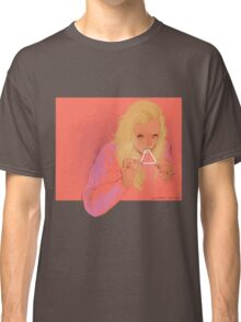 triangle eater Classic T-Shirt