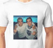 Dolan twins (hockey game) Unisex T-Shirt