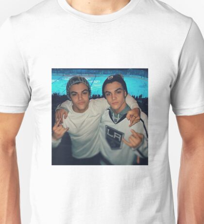 Dolan twins (hockey game) Unisex T-Shirt