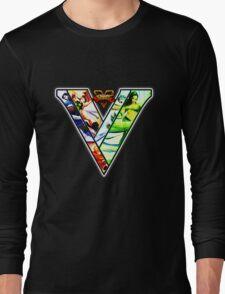 Street Fighter V - girls Long Sleeve T-Shirt