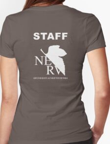 Nerv Staff Womens Fitted T-Shirt
