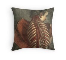I've got you under my skin Throw Pillow