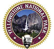 Yellowstone Photographic Print