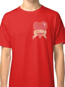 photoshop valentines Classic T-Shirt