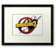 Borderlands 2 Framed Print