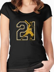 21 - Arriba (vintage) Women's Fitted Scoop T-Shirt
