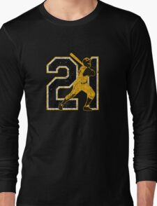 21 - Arriba (vintage) Long Sleeve T-Shirt