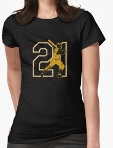 21 - Arriba (vintage) Womens Fitted T-Shirt