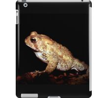 Toad in Forest iPad Case/Skin