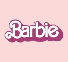 Barbie One Piece - Long Sleeve