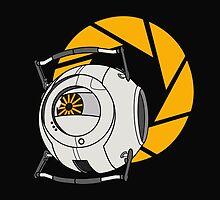 Space Core V2 (Portal 2) by Nocilla