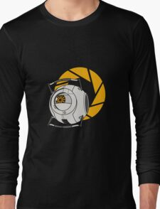 Space Core V2 (Portal 2) Long Sleeve T-Shirt