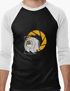 Space Core V2 (Portal 2) Men's Baseball ¾ T-Shirt