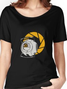 Space Core V2 (Portal 2) Women's Relaxed Fit T-Shirt