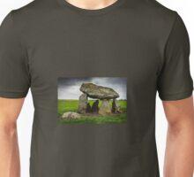 Samson's Stone, Abercastle, Pembrokeshire Unisex T-Shirt