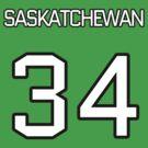 Saskatchewan Football (I) by ndaqb