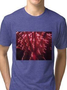 Red Rave Tri-blend T-Shirt
