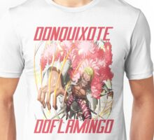 Doflamingo Attacks Unisex T-Shirt