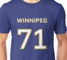 Winnipeg Football (II) Unisex T-Shirt