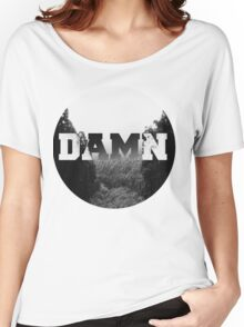 Damn nature, you scary! Women's Relaxed Fit T-Shirt