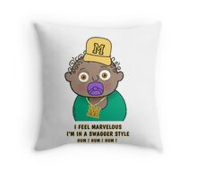 Little King - A Swagger Style Throw Pillow