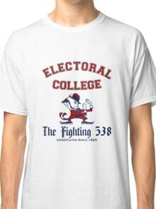 The Electoral College-Fighting 538 Classic T-Shirt