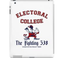 The Electoral College-Fighting 538 iPad Case/Skin