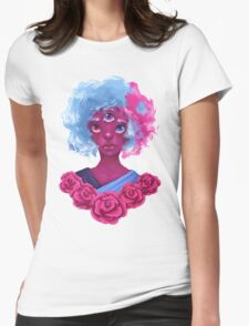 Steven Universe Garnet Womens Fitted T-Shirt