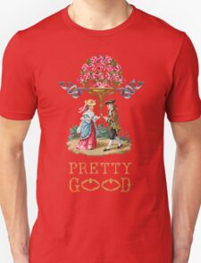 Pretty Good Red Roses T-Shirt