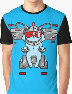 The Dog Rick & Morty Graphic T-Shirt