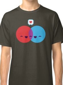 Love Diagram Classic T-Shirt