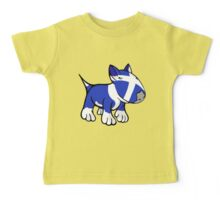 Scottish Bull Terrier Baby Tee