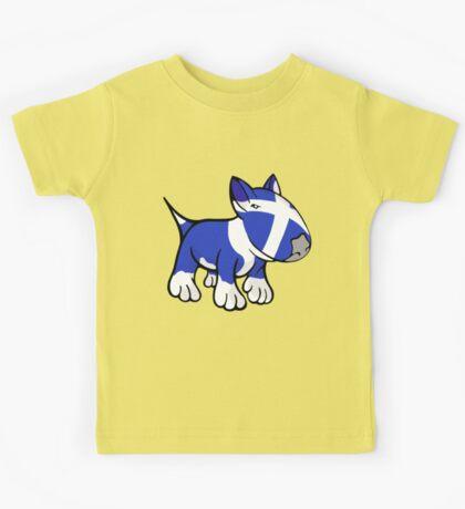 Scottish Bull Terrier Kids Tee